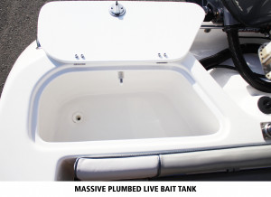 Baysport 600 Offshore + Yamaha F150hp 4-stroke package