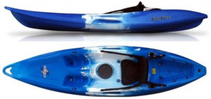 Brand new Feel Free Nomad sit on top fishing kayak.