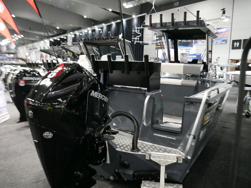YELLOWFIN 7000 CENTRE CABIN - NEW 2019 RELEASE