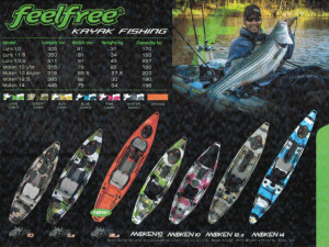 Kayaks and Canoes for sale!!!