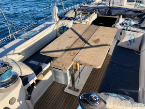 Beneteau 50. Owner's version.