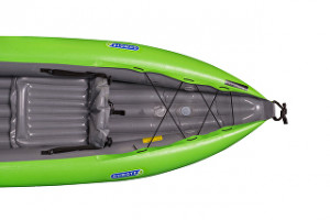 Brand new Gumotex Twist 1 single person top quality inflatable kayak reduced from $999 to $849!