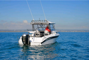 REVIVAL BOATS R640 Offshore HT Edition