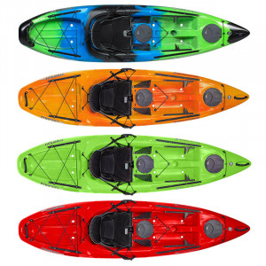 Brand new top of the line Wilderness Systems Tarpon 100 sit on top kayak.