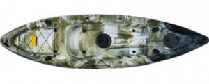 Brand new Kruze Murray Angler sit on top fishing kayak reduced from $769to $599! SAVE $170.