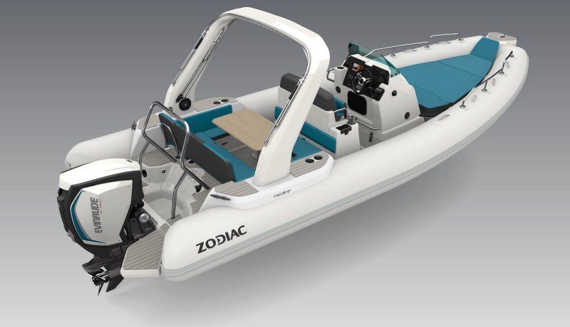 2020 Zodiac Medline7.5