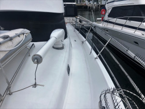 New Zealand built Formula 570 Enclosed Flybridge