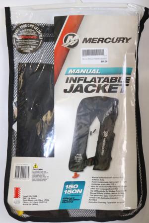 Mercury Manual Inflatable L150 Lifejacket