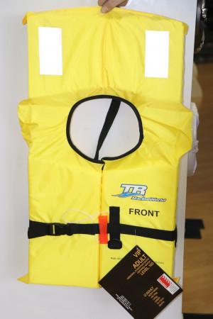 VIP Yellow Brick Adult Lifejacket