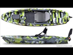 Brand new 3 Waters Big Fish 105 fishing kayak.