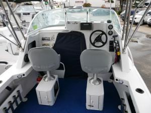 Tabs 5.10 Ocean Series - Cabin Boat