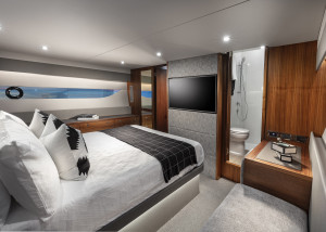 Maritimo X50 Sports Yacht