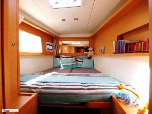 Lagoon 450 Flybridge 4 cabin version