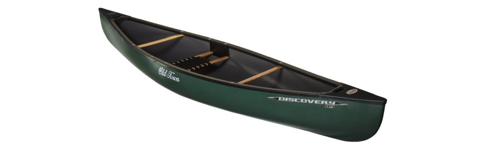 Brand new Old Town Discovery 119 single person lightweight