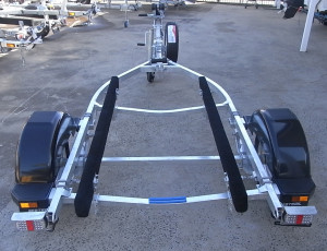Brand new Sea Trail boat trailers available from $1499 + rego.
