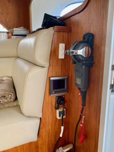 Seacrest Flybridge Power Catamaran. Passage-Maker.