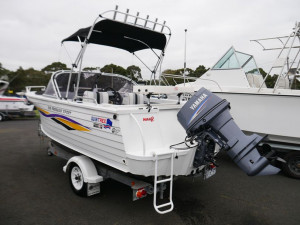 Quintrex 510 Freedom Sport - Bow Rider