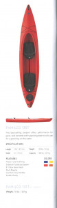 Brand new Wilderness Systems Pamlico 135T tandem sit in kayak. (big seller)