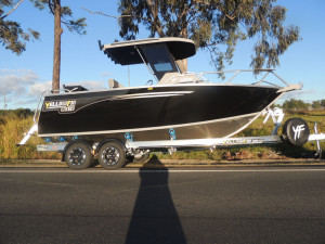 6200 YELLOWFIN Centre Cabin 150 HP PACK 3