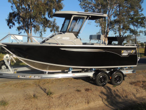 6200 YELLOWFIN Centre Cabin 150HP PACK 2