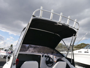 Whittley 1640 Clearwater  - Cuddy Cabin
