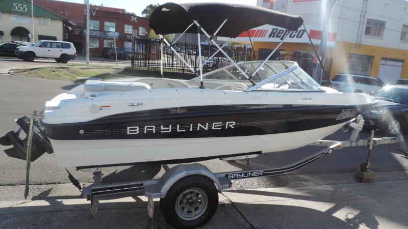 Bayliner 185 2011 Model
