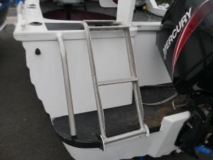Ally Craft 540 Palm Beach - Cabin Boat