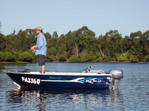 Bluefin HD 3.8 Varmint Wide Body