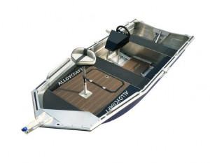 Bluefin Alloycraft J410