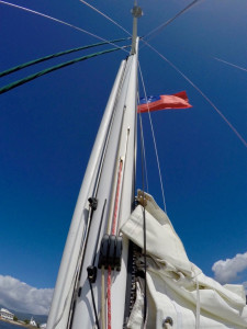 Cabo Rico 38. Full refit 2014.