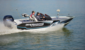 New Alloycraft 530 Basspro by Bluefin with 115hp EFI 4-stroke