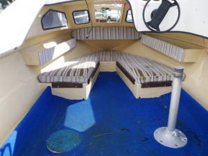 Stejcraft 540 Half Cab