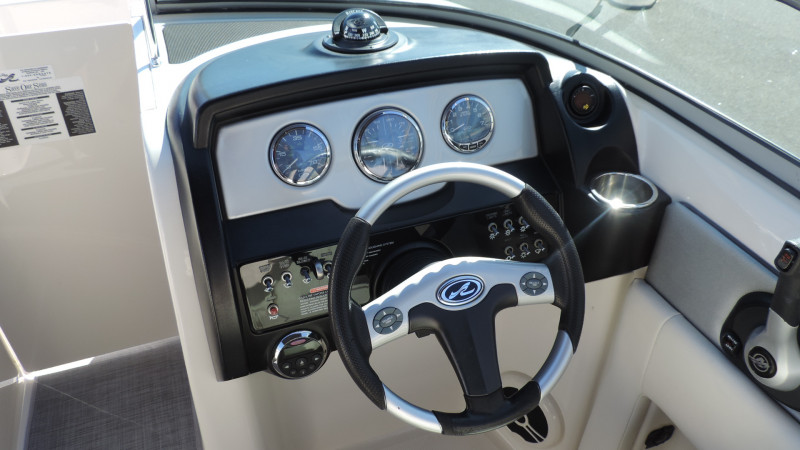 Sea Ray 210 SD 2008 Model