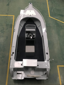 NEW 4.8M BLUEFIN RANGER CENTRE CONSOLE WITH NEW 60HP 4-STROKE