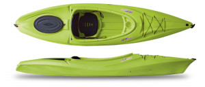 Brand new 3 Waters GT 105 sit in kayak.