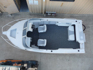 New 5.0m BlueFin Weekender with New 75Hp EFI 4-Stroke