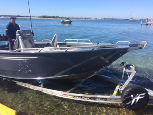 6200 YELLOWFIN Rear or Centre Console 150 HP PACK 1   * NEW MODEL