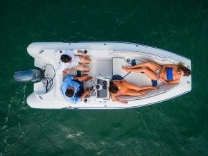 AB Nautilus 15 DLX Inflatable RIB