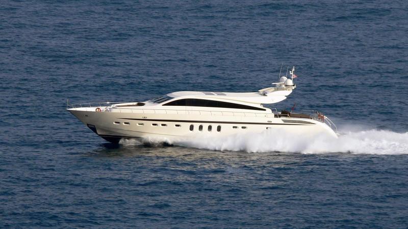 2006 Leopard 31 Motor Yacht