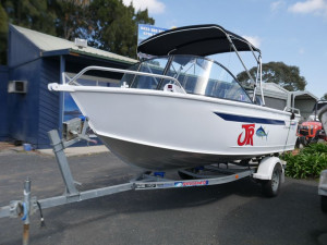 Brooker 475 Freedom - Runabout