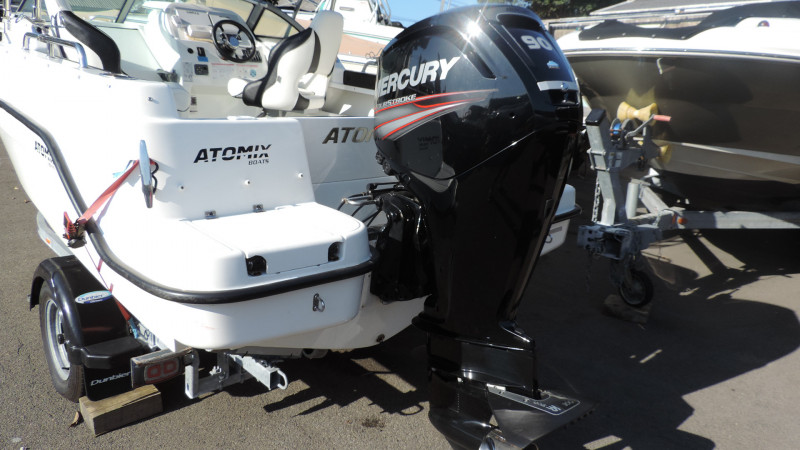 Atomix 520 2015 Model