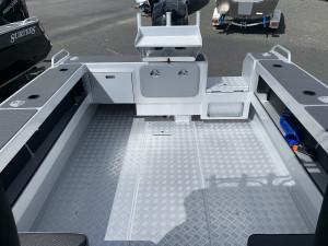 Surtees 650 Workmate Hard Top - New