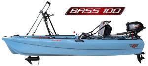 Brand new Jonny Boats Bass 100 (New release)