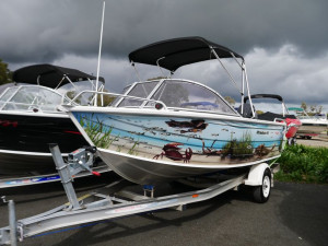 Stacer 479 Sunmaster - Runabout