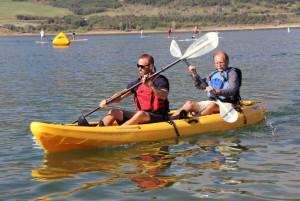 Brand new Wilderness Systems Tarpon 135T tandem sit on top kayak.