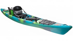 Brand new Jackson Kraken 13.5 fishing kayak.