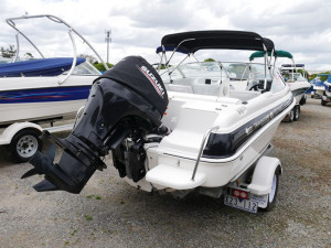 Haines Traveller TB157 Bow Rider