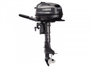 YAMAHA 5HP SHORT SHAFT 4 STROKE PORTABLE OUTBOARD (F5SMHA)
