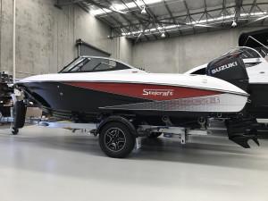 Stejcraft SS58 Bow Rider 2021 Model