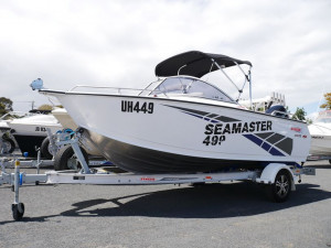 Stacer 499 Seamaster Runabout